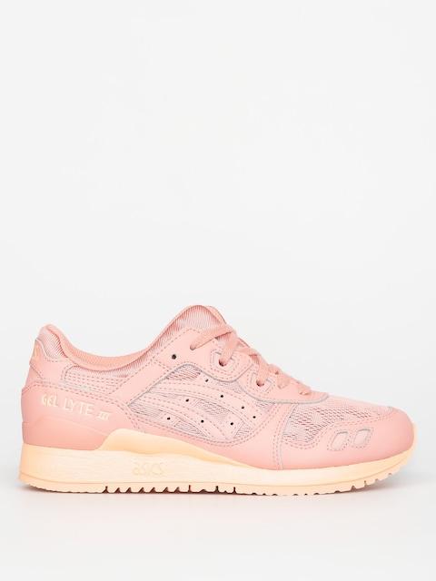 Asics Schuhe Gel Lyte III Wmn (peach beige/peach beige)