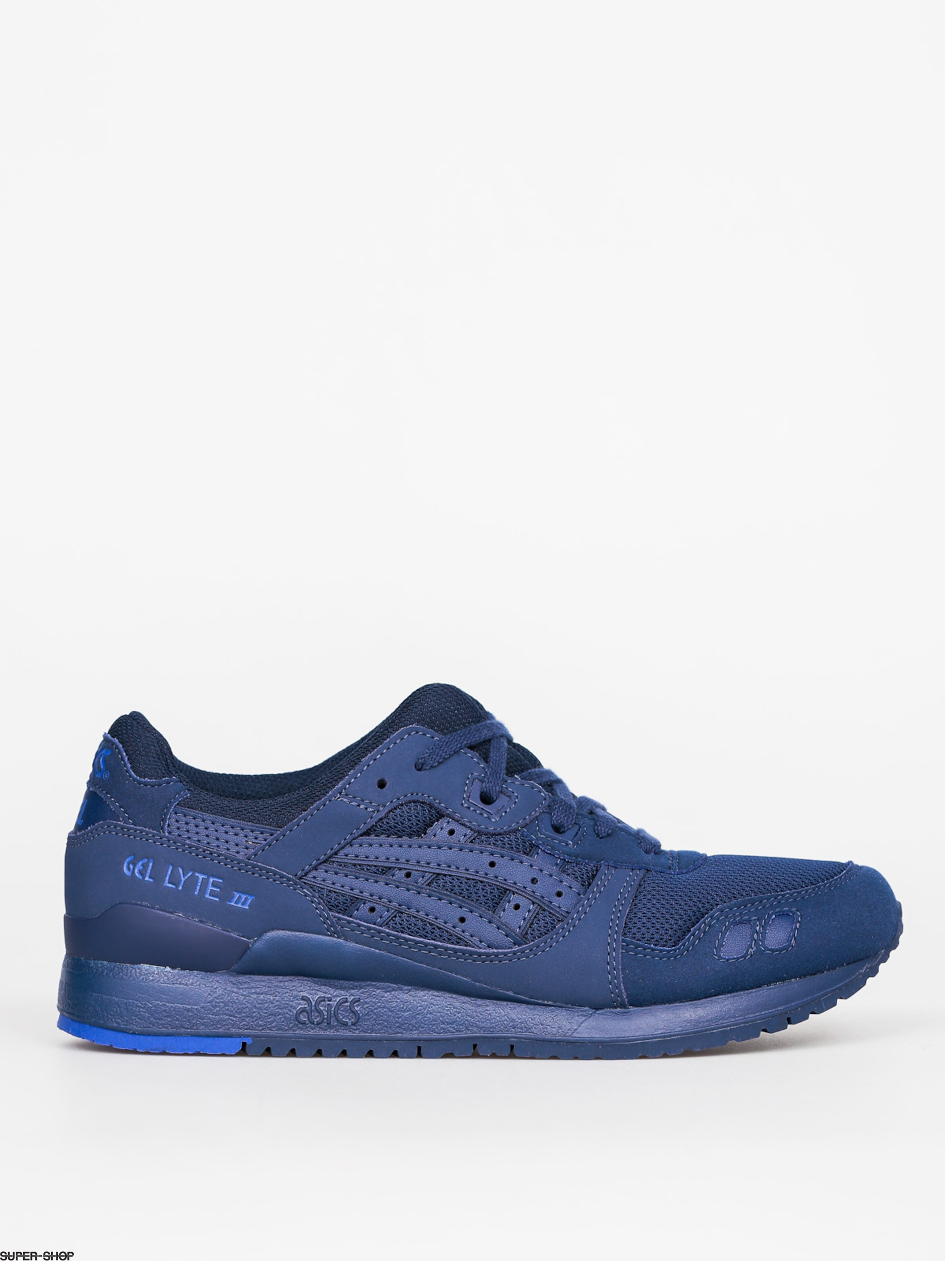 Asics Shoes Gel Lyte III (indigo blue/indigo blue)