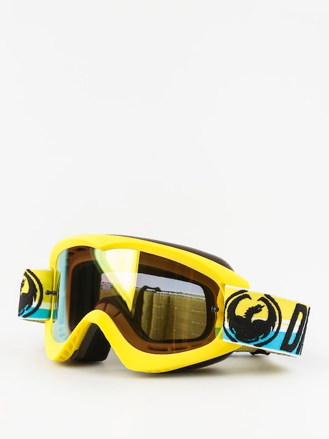 Dragon Goggle MDX (bolt high vis/smokegold clear)