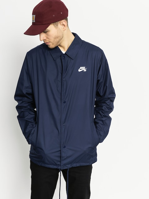 Nike SB Jacke Shield Jkt Coaches (navy)