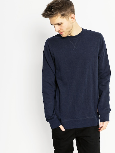 Element Sweatshirt Cornell Overdye Cr (eclipse nvy)