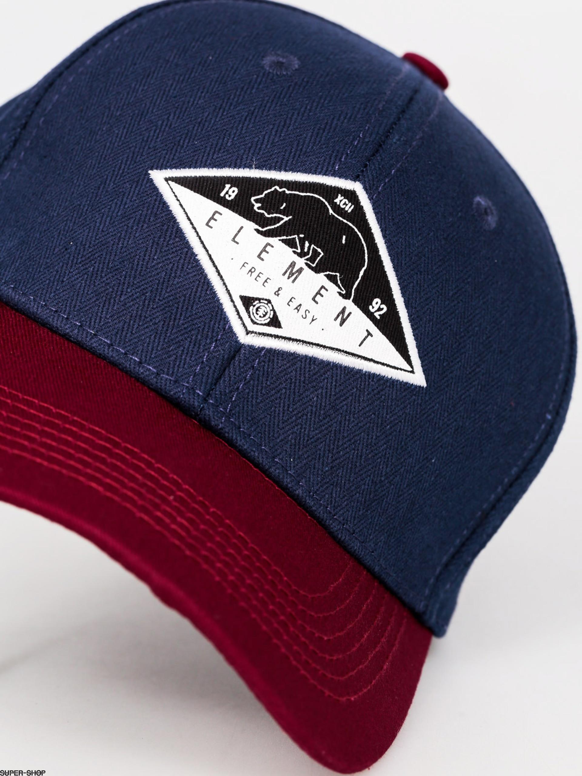 482247675ba Element Cap Camp Cap (eclipse navy)
