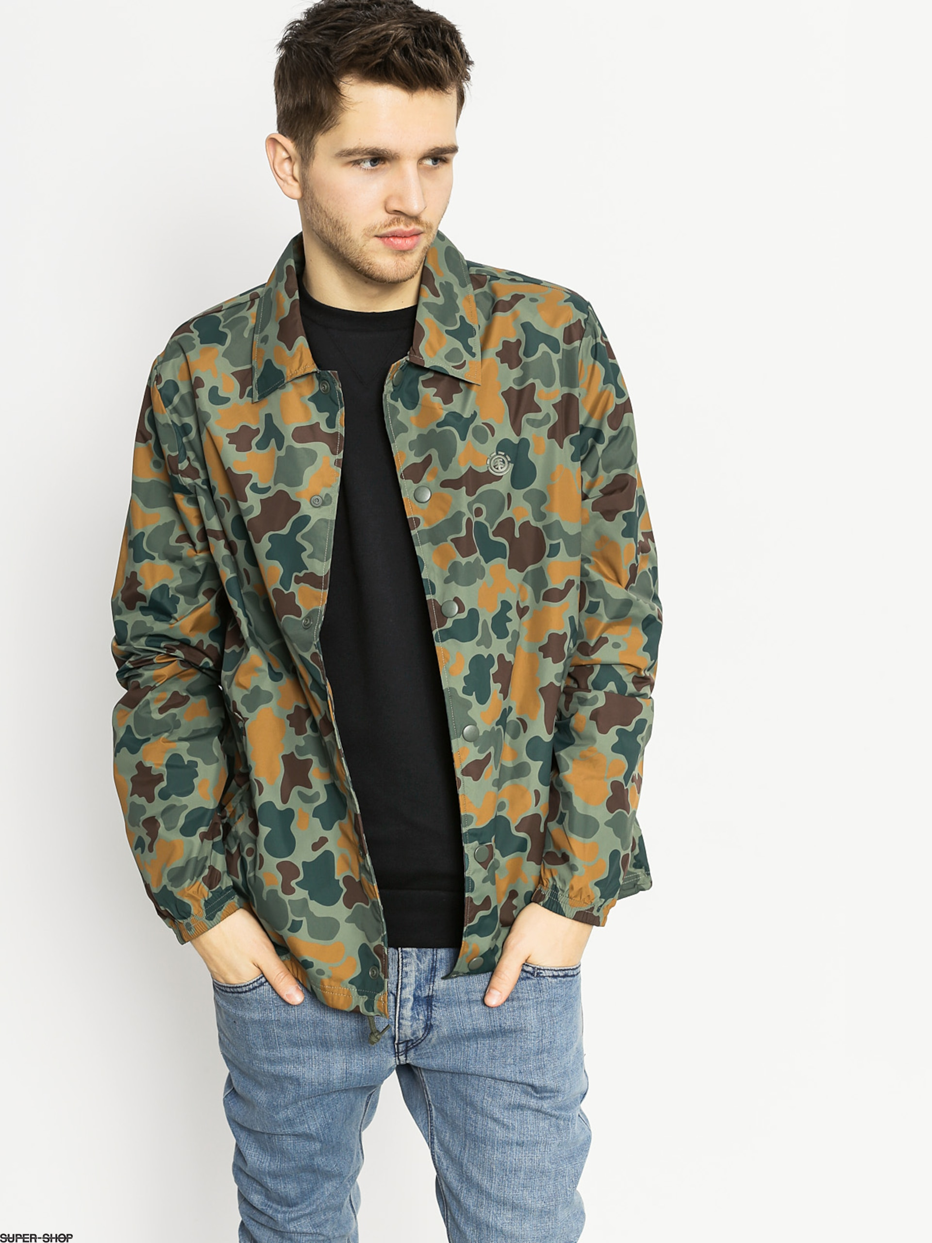 Element Jacke Murray Tw (jungle camo)