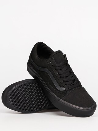 Vans Schuhe Old Skool Lite (canvas/black/black)