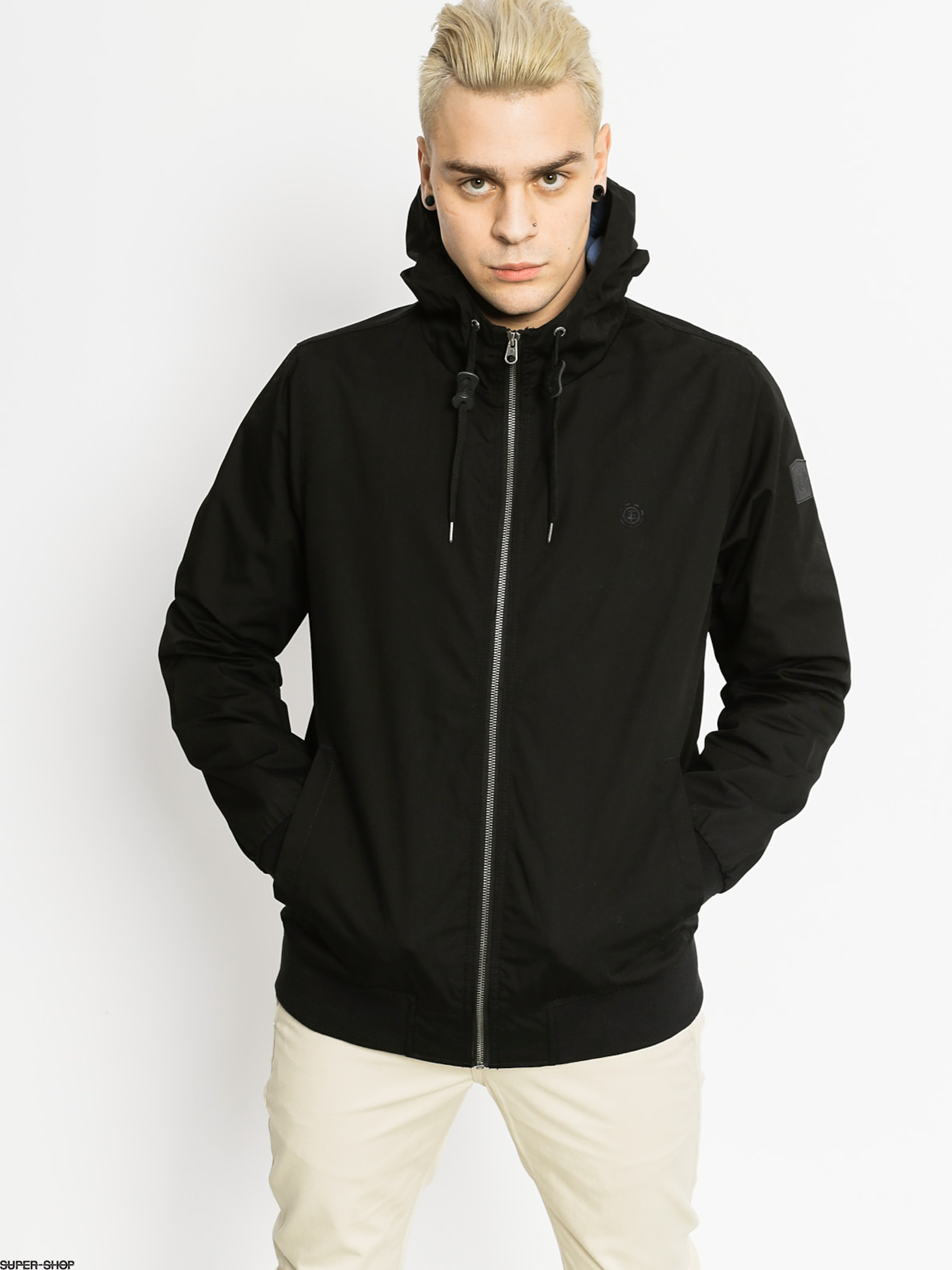 Element Jacke Dulcey (flint black)