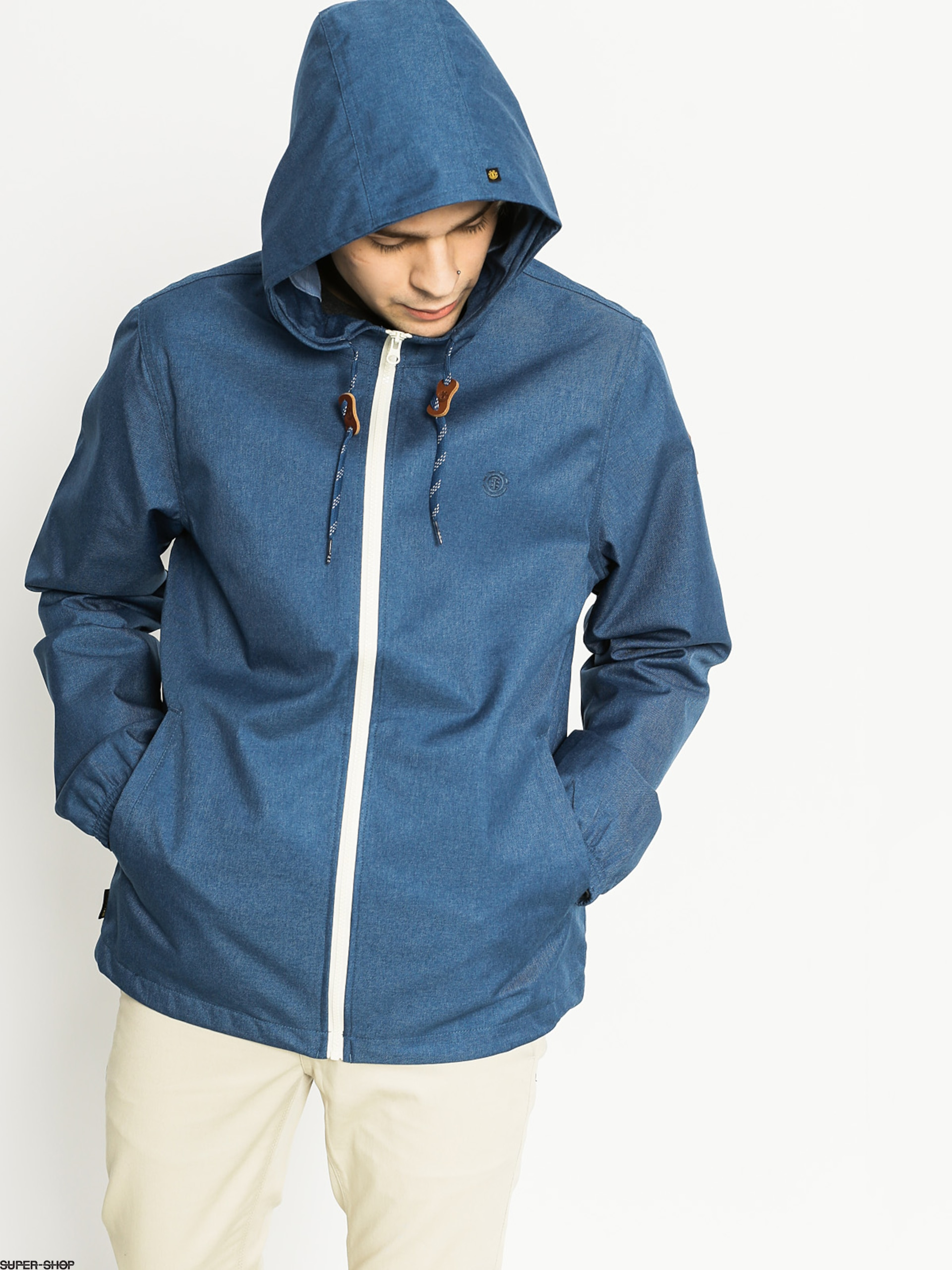 Element Jacke Alder (navy heather)