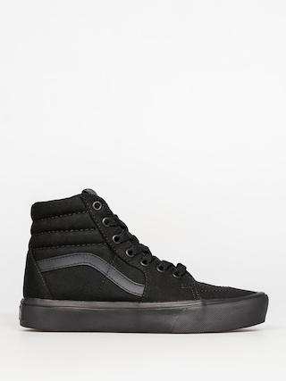 Vans Shoes Sk8 Hi Lite (canvas/black/black)