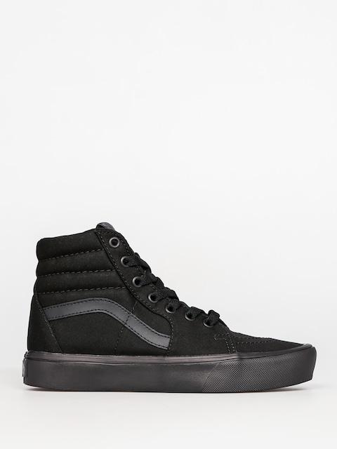 Vans Schuhe Sk8 Hi Lite (canvas/black/black)
