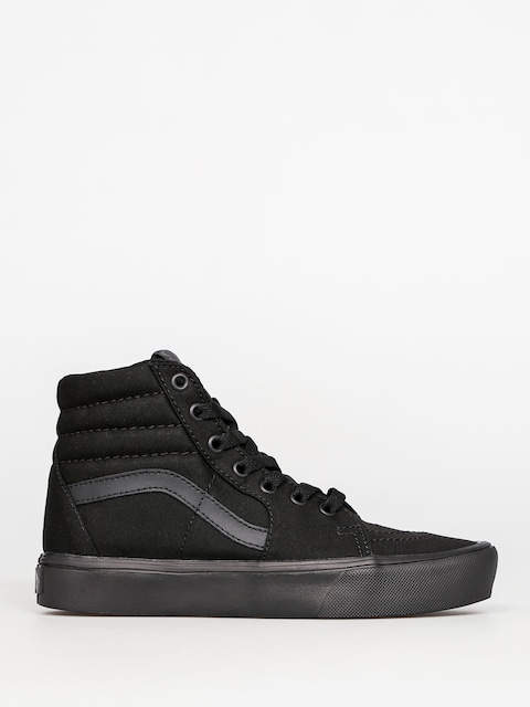 Vans Shoes Sk8 Hi Lite (canvas/black/black)