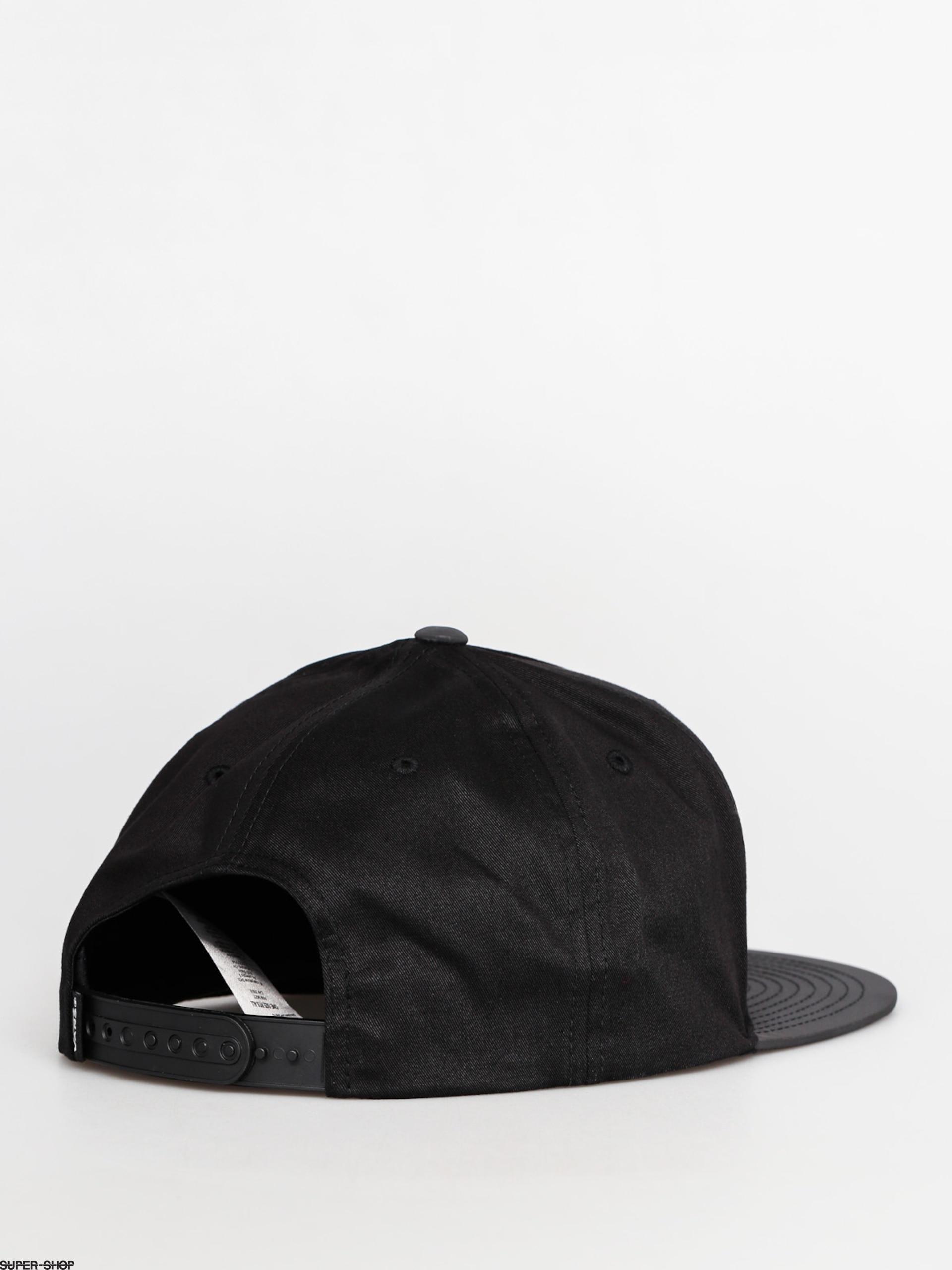 0b1fc4acb1 Vans Cap Reflect Snapback ZD (black)