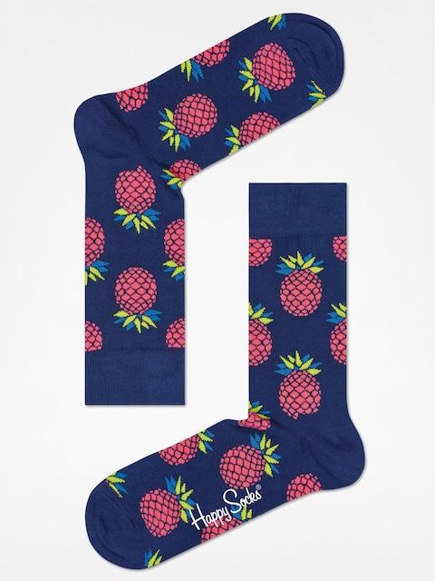 Happy Socks Socken Pineapple (navy)