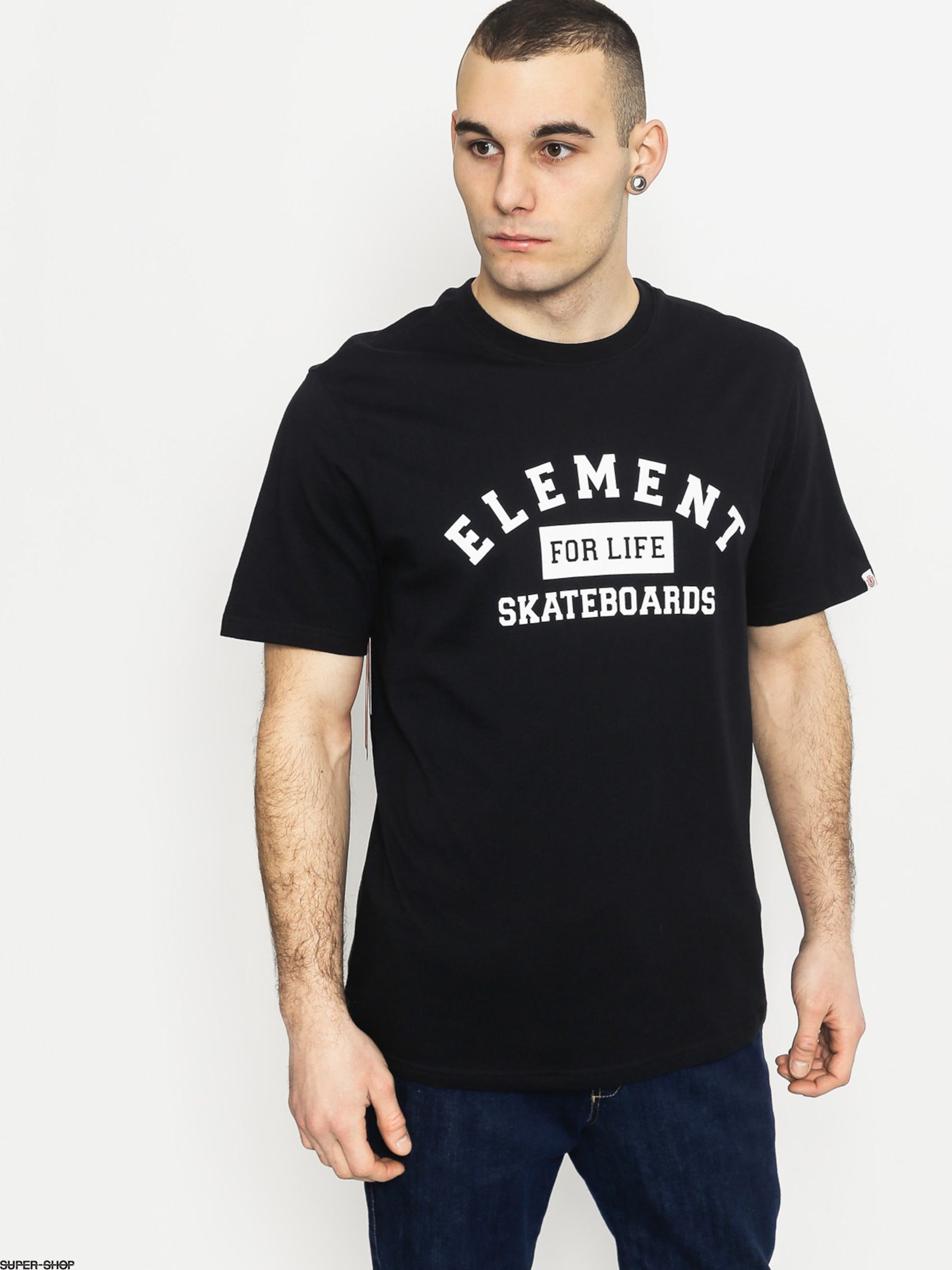 Element T-Shirt For Life