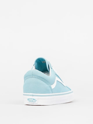 Bluetrue Old Vans Skoolcrystal White Shoes kOXZuTPi