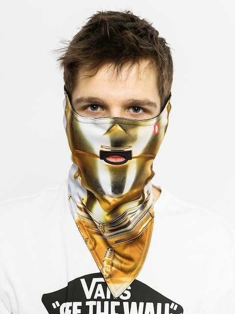 Airhole Bandana C3PO (gold)