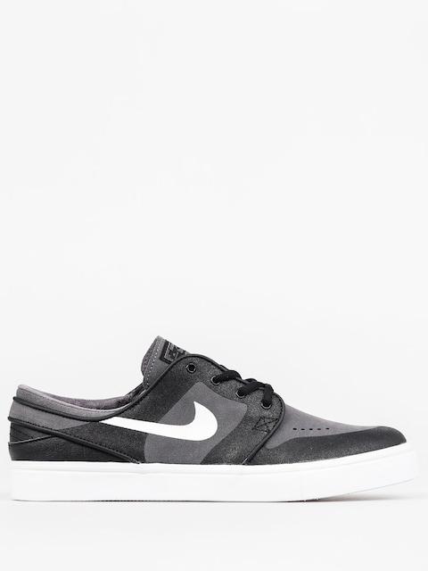 Nike SB Shoes Stefan Janoski Elite (dark grey/white black)