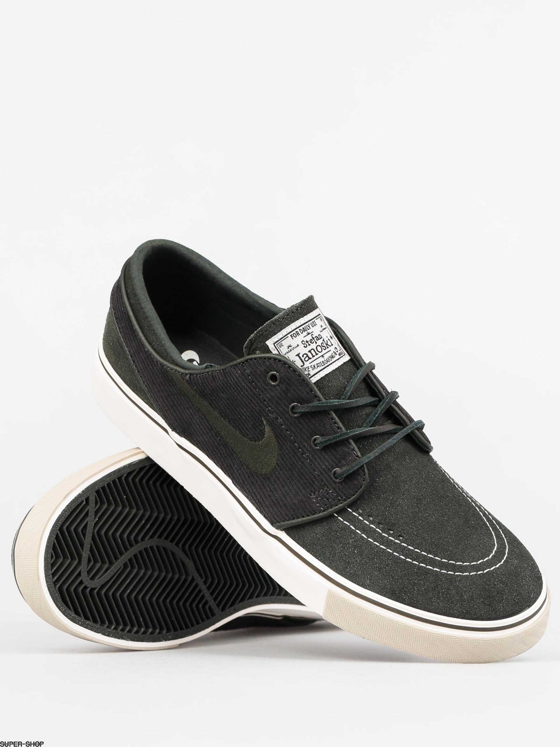 Nike SB Shoes Zoom Stefan Janoski Og (dark army/dark army sail)