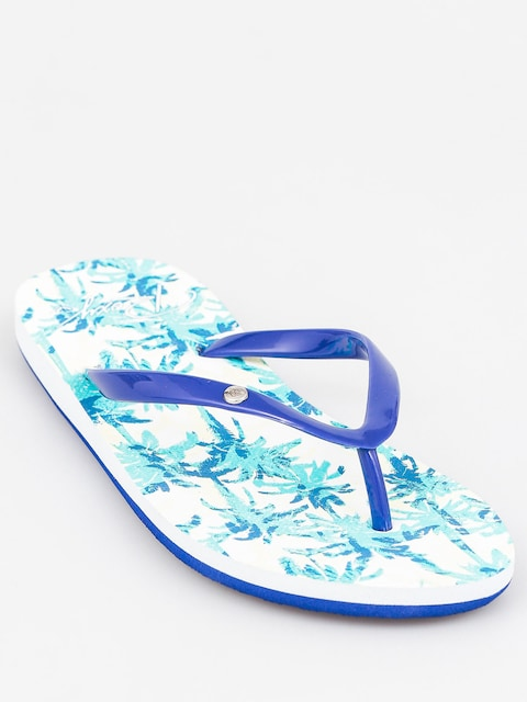 Roxy Flip Flops Portofino J Wmn (purple/blue/yellow)