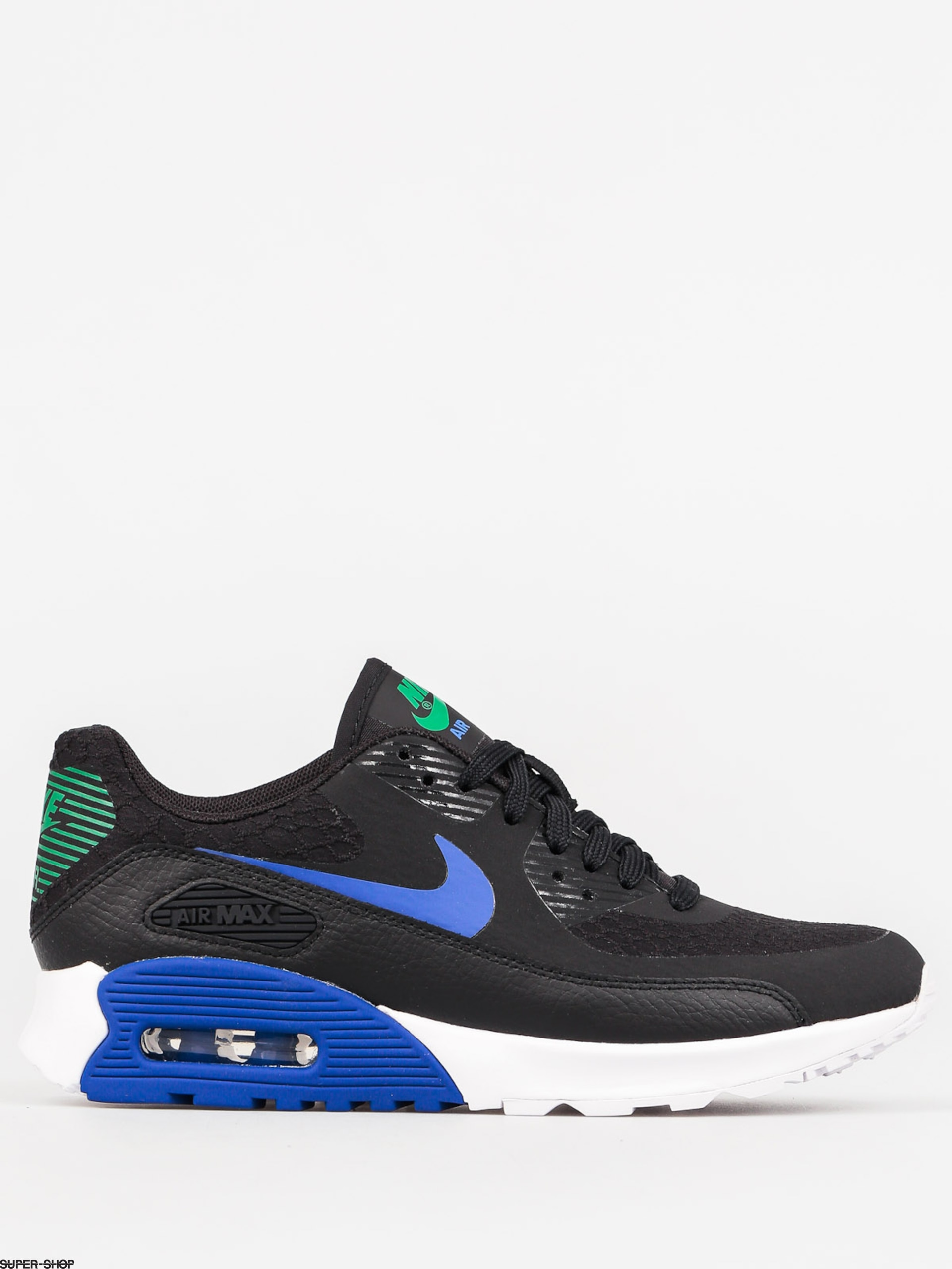 Nike Shoes Air Max 90 Wmn (Ultra 2 0 black/paramount blue white)