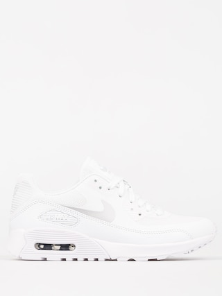 Nike Shoes Air Max 90 Wmn (Ultra 2 0 white/mtlc platinum white)