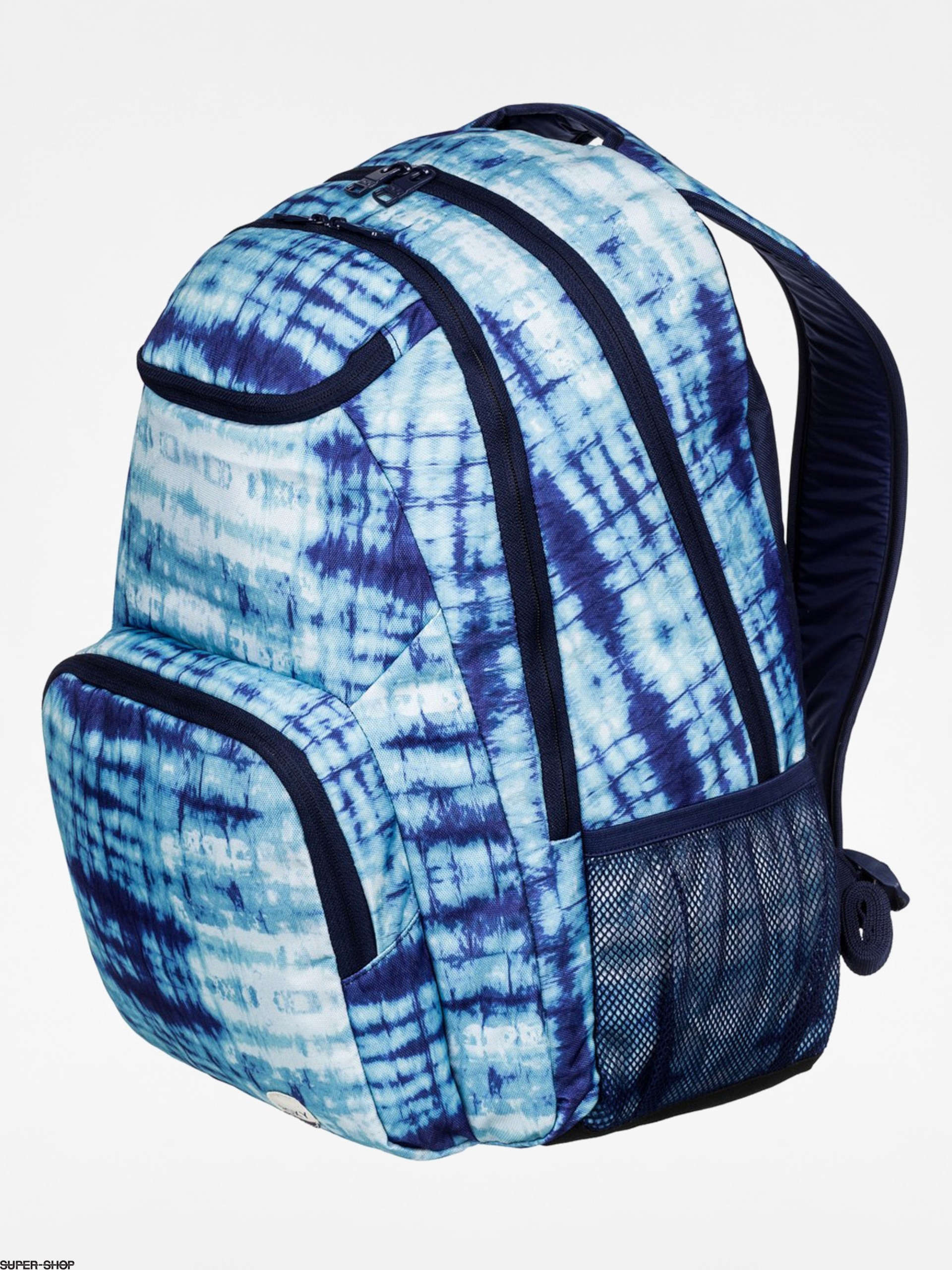 Roxy Rucksack Shadow Swell Wmn (ocean blue/white)