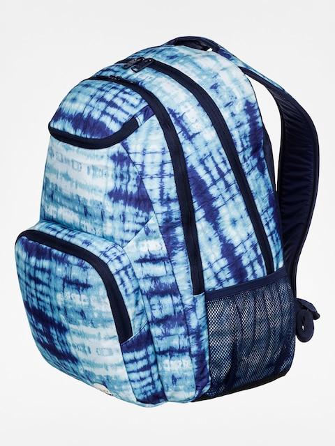 Roxy Backpack Shadow Swell Wmn (ocean blue/white)
