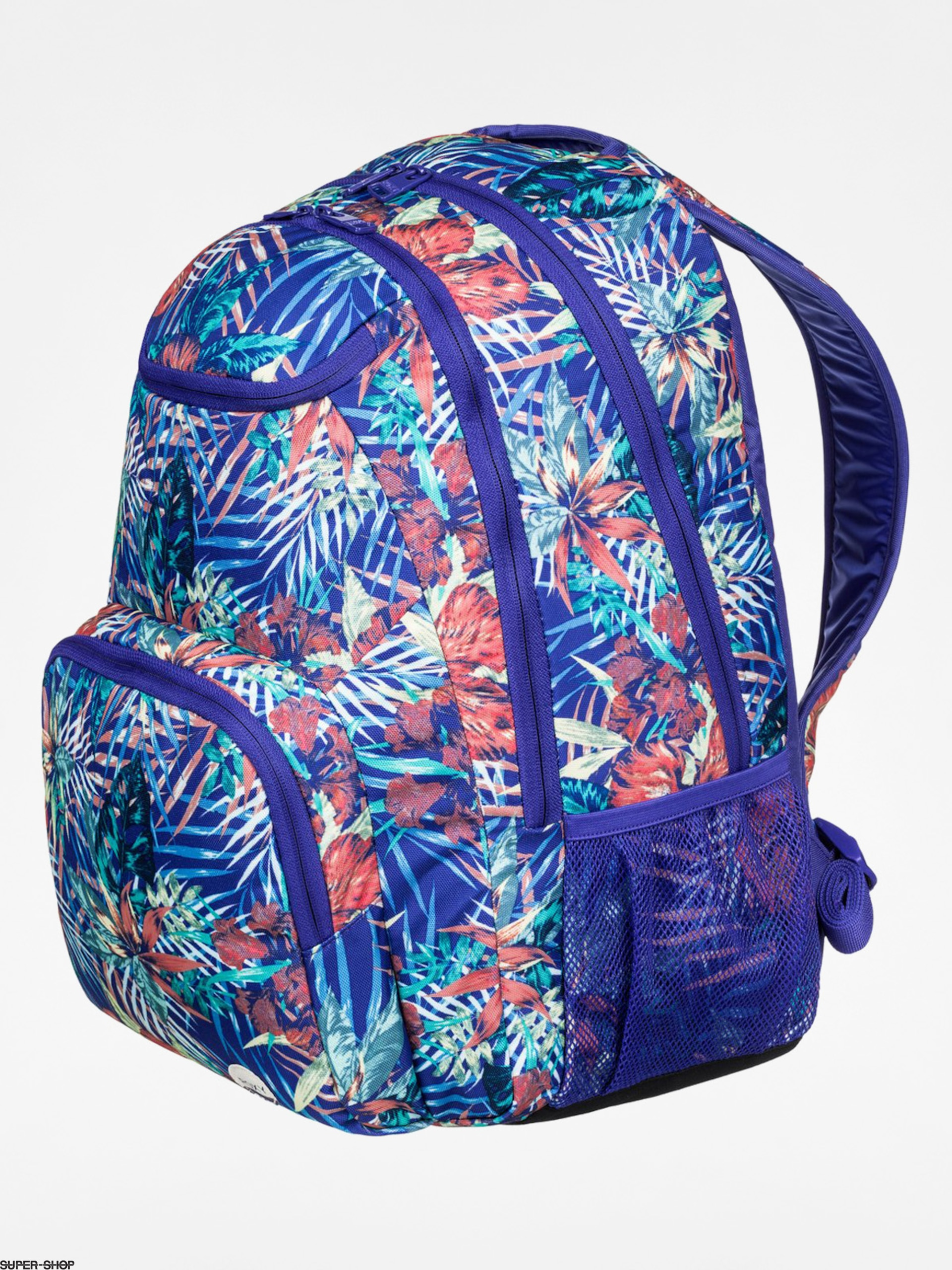 Roxy Rucksack Shadow Swell Wmn (navy/flowers)