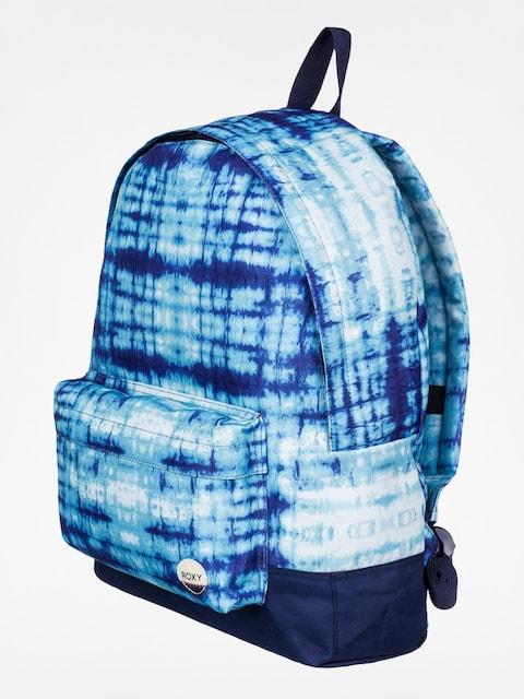 Roxy Backpack Sugar Baby Wmn (ocean blue/white)