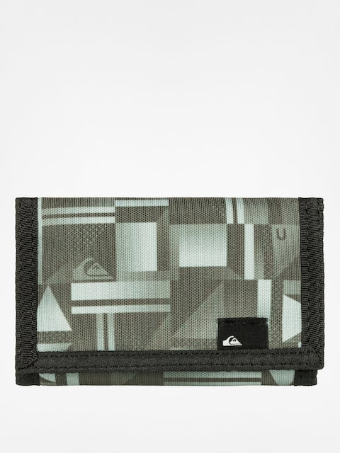 Quiksilver Wallet The Everyday (black/green)
