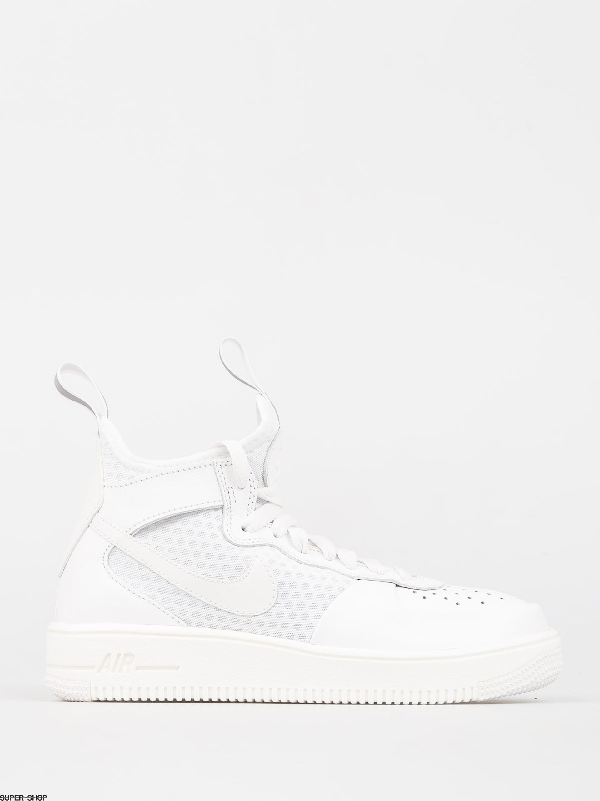 fc5fe22bef4b Nike Shoes Air Force 1 Ultraforce Mid Wmn (summit white summit white)