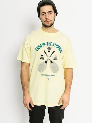 Malita T-shirt Badminton (pinacolada)