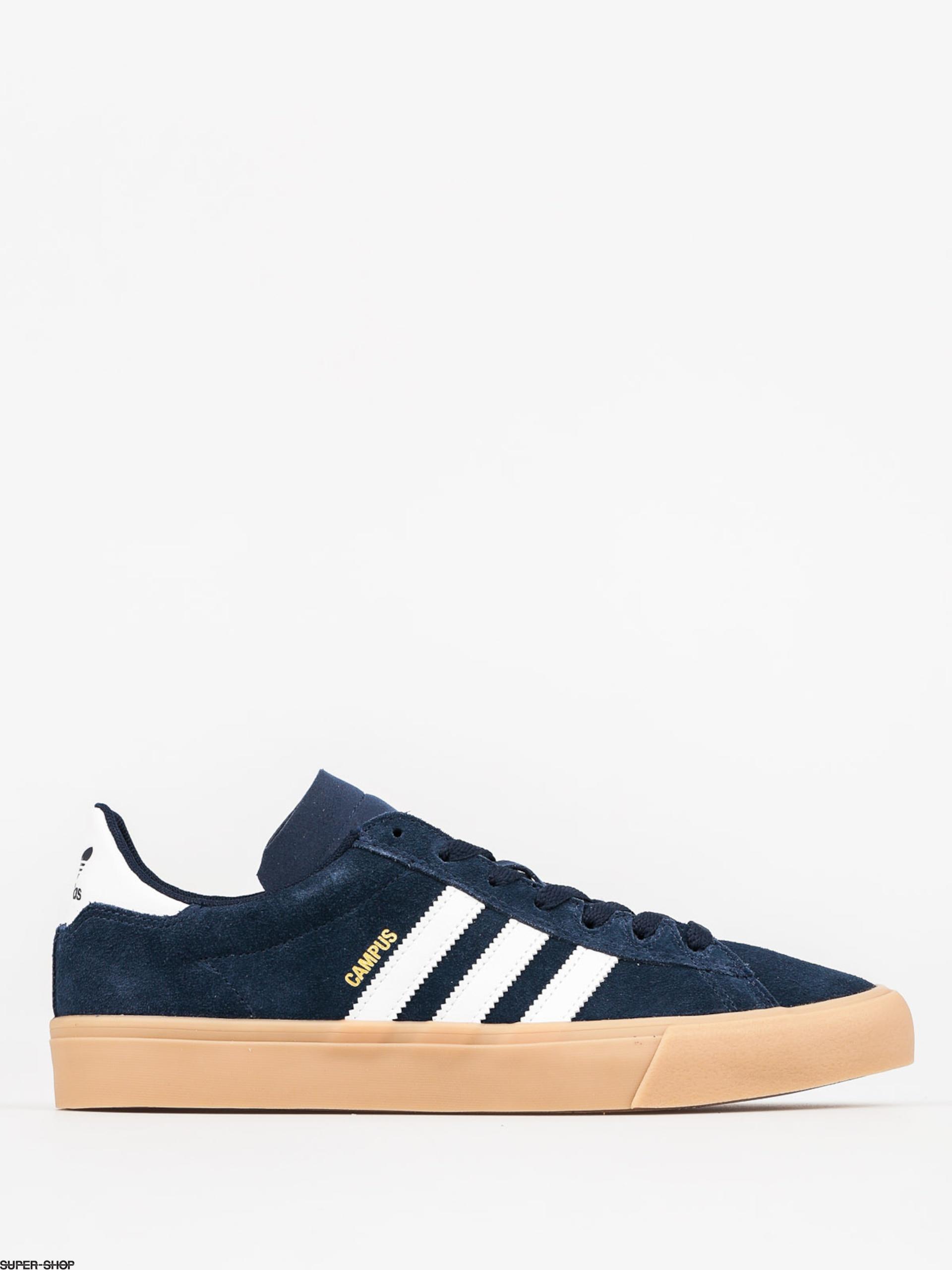 sale retailer 79c92 6ede1 adidas Shoes Campus Vulc II Adv (conavyftwwhtgum4)