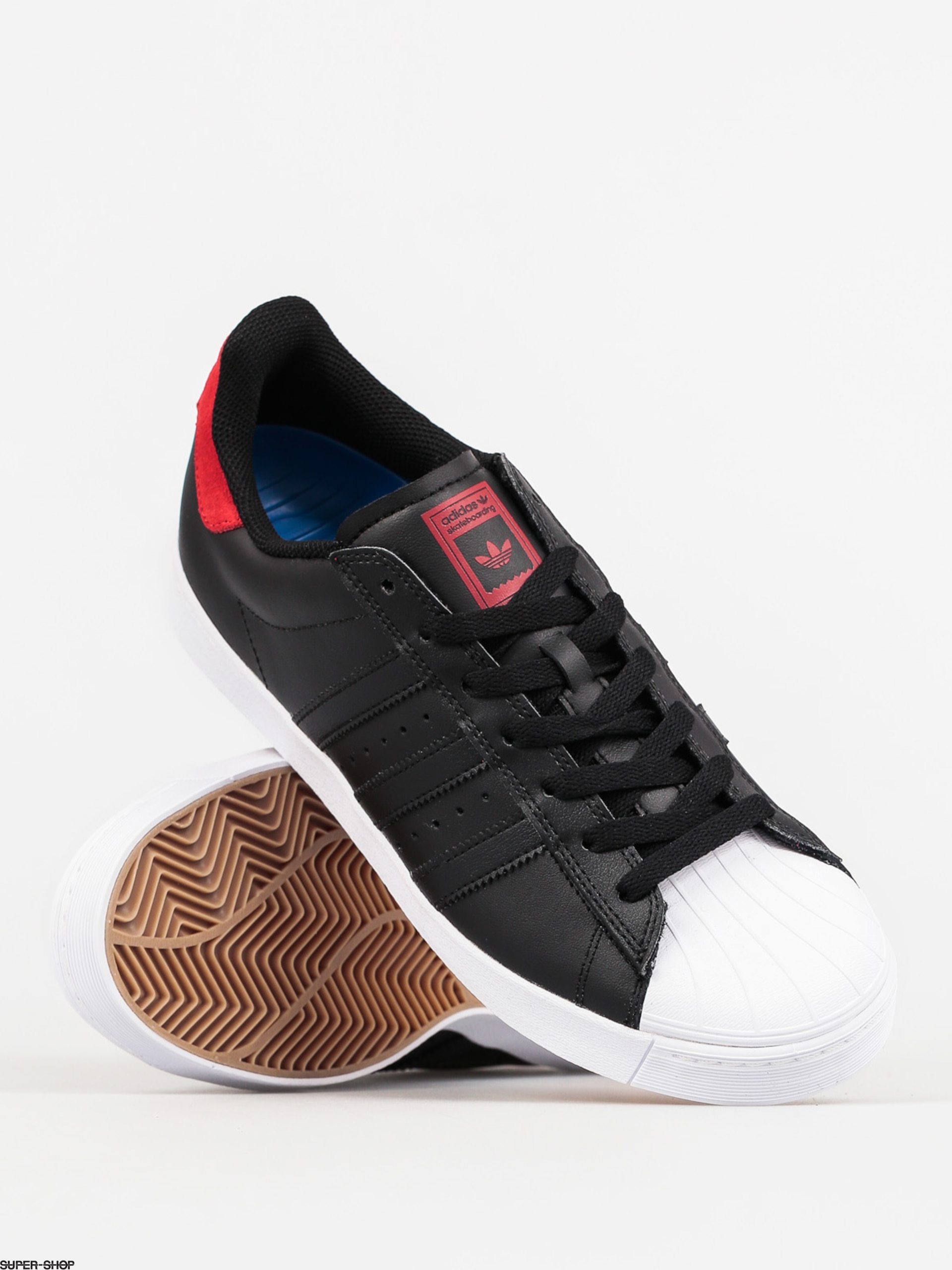 26550b73b Cheap Adidas Skateboarding Superstar Vulc Adv