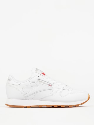 Reebok Shoes Classic Leather Wmn (white/gum)