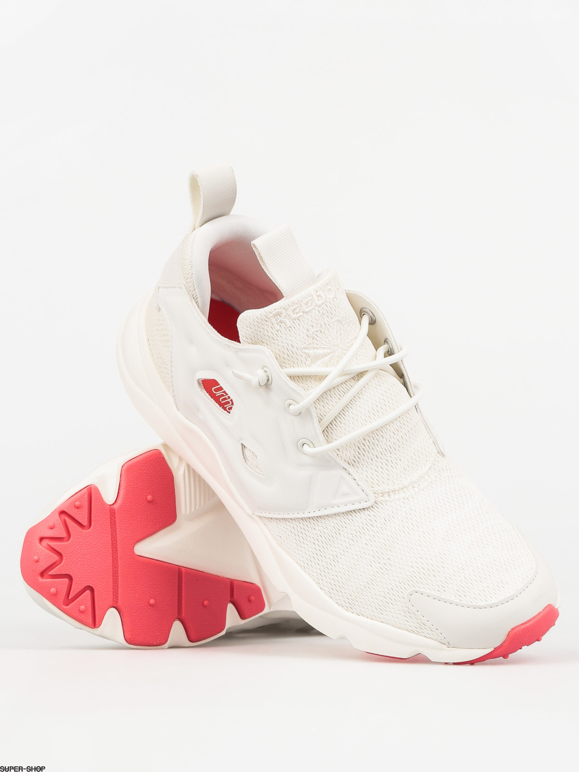 a594fd883f6 Reebok Shoes Furylite Sole Wmn (classic white chalk white)