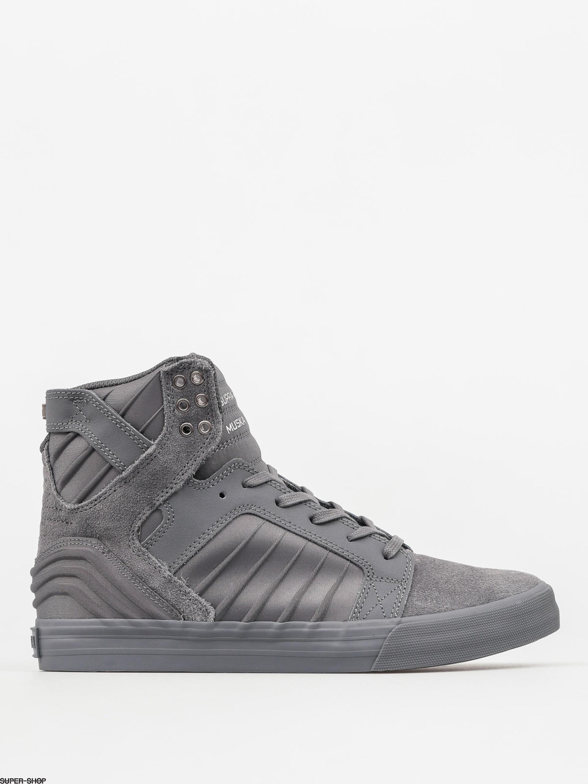 Supra Shoes Skytop Evo (grey grey)