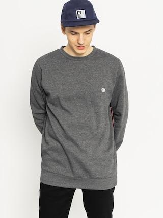 Element Sweatshirt Cornell Cr (charcoal heather)
