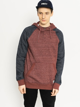 Element Sweatshirt Meridian (oxblood red)