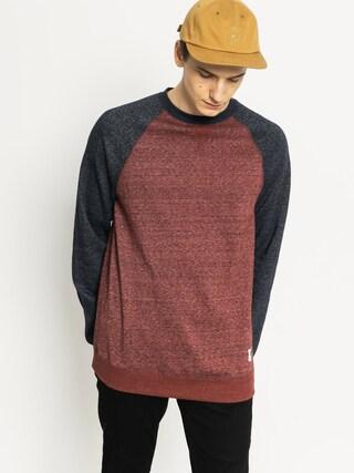 Element Sweatshirt Meridian Cr (oxblood red)