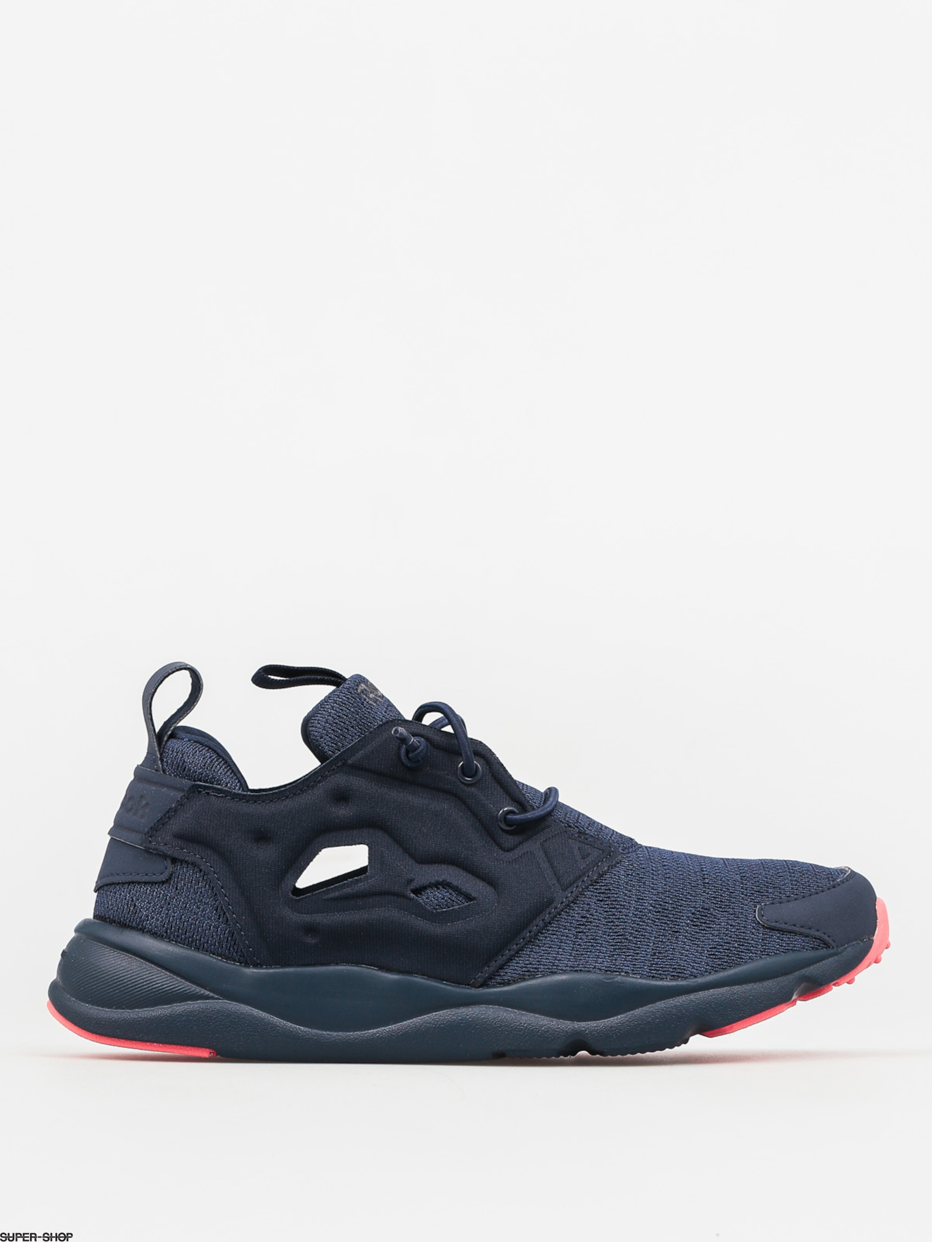 Reebok Shoes Furylite Sole Wmn (collegiate navy/lead/fire)
