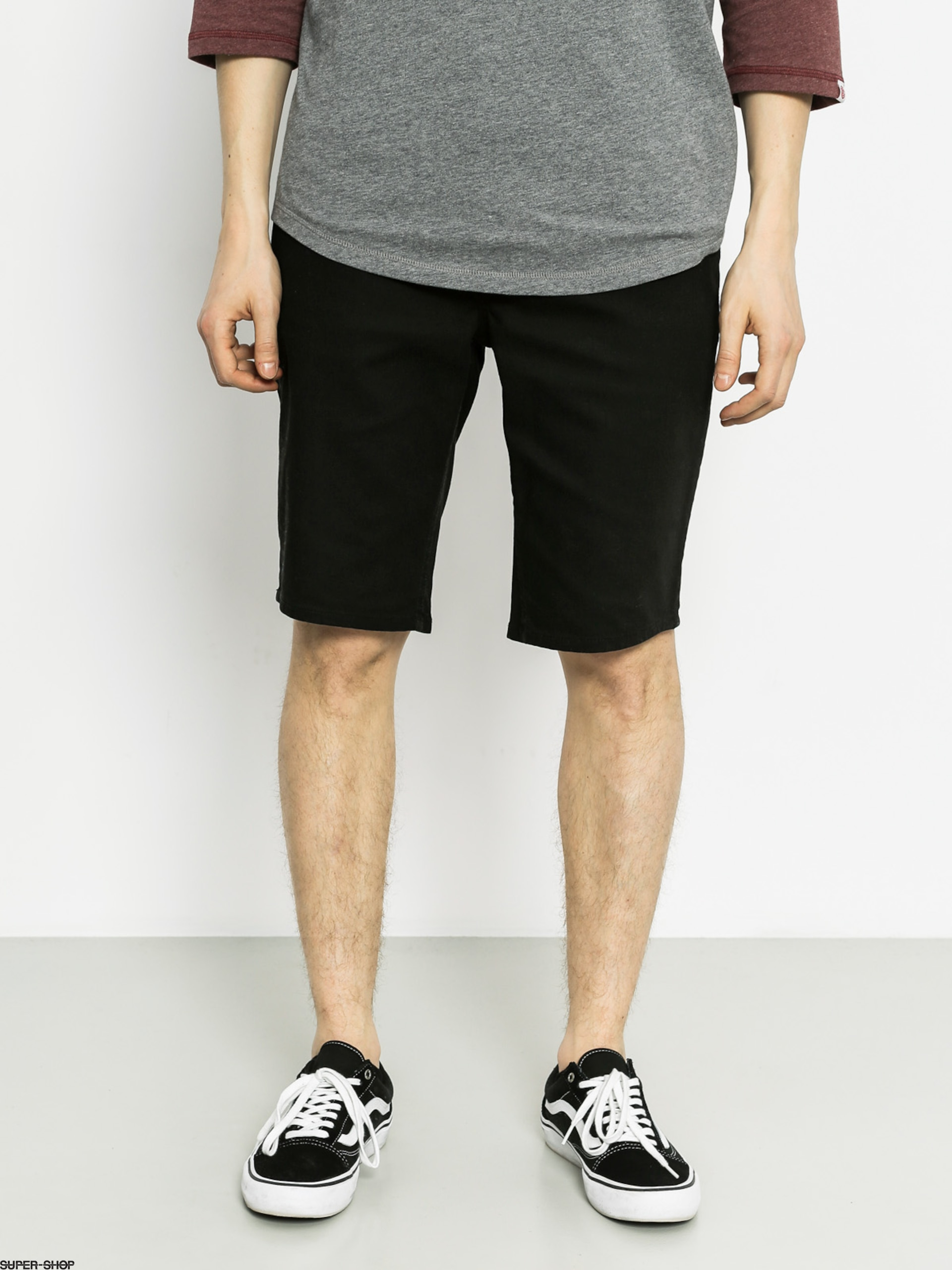 Element Shorts E03 WK Color (flint black)