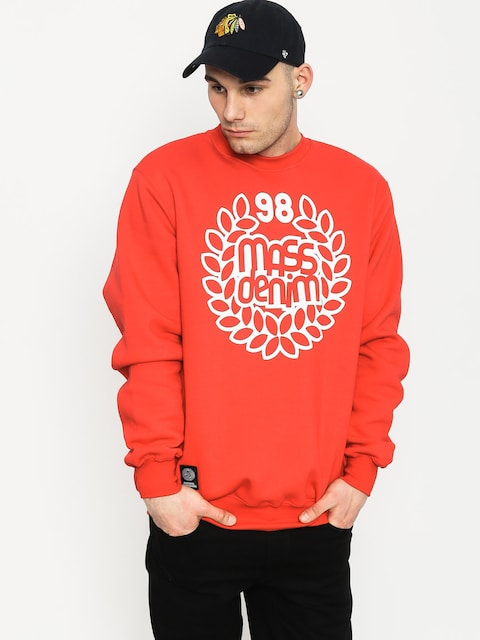 MassDnm Sweatshirt Base (red)
