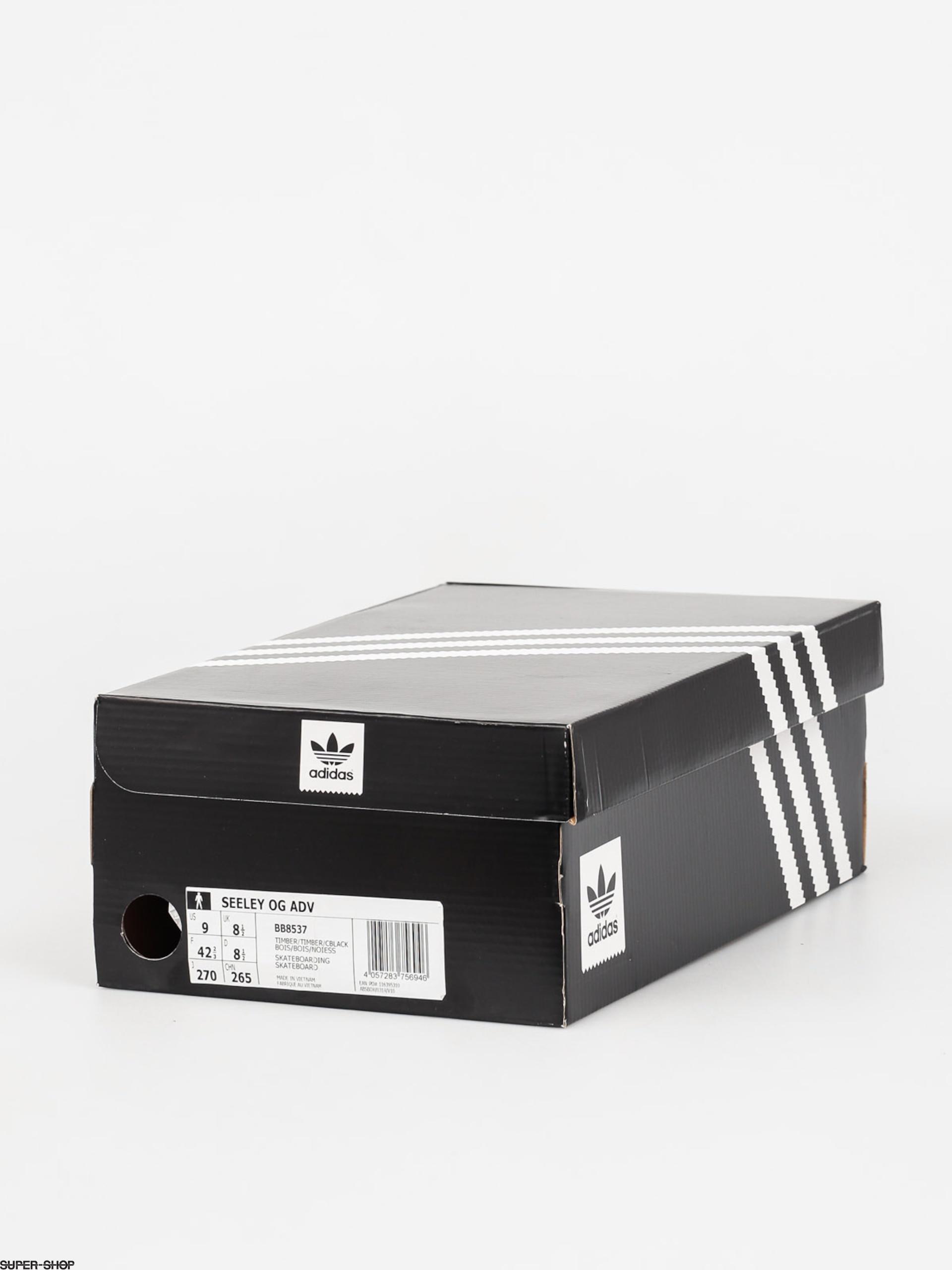 le adidas seeley og avanzata (legno - legno / cblack)