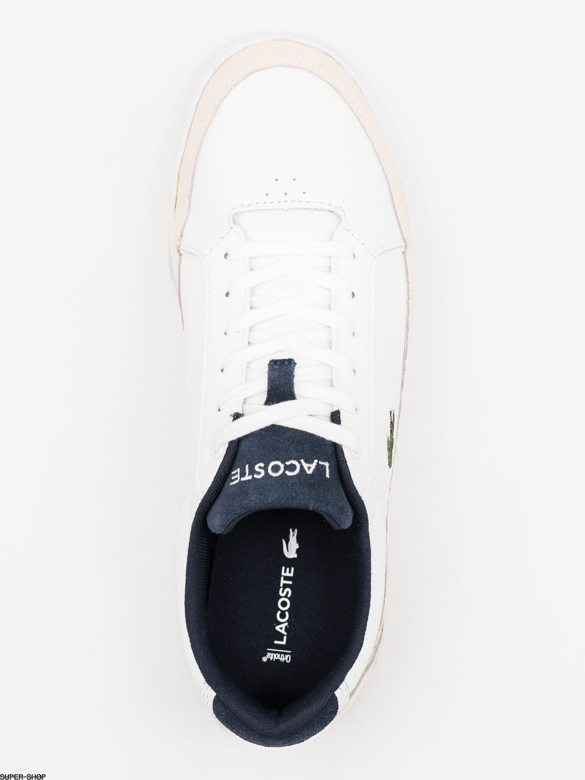 db106c26911a26 Lacoste Shoes Setplay 117 1 Spm (white leather suede)