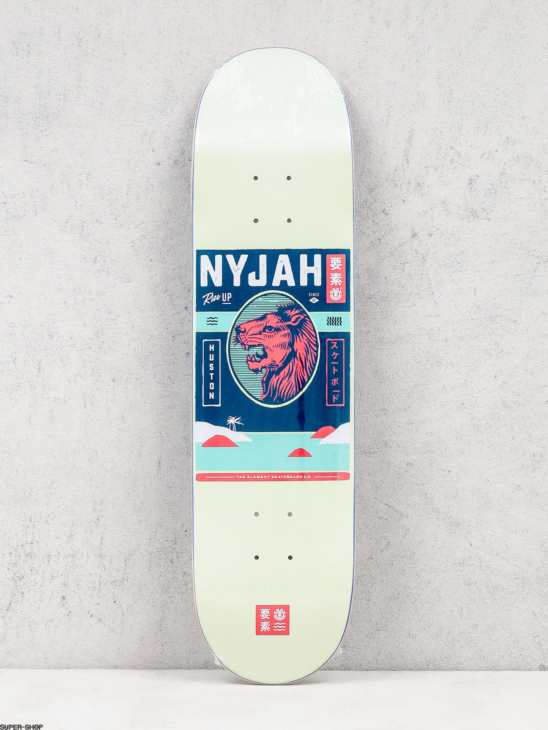 Element Deck Nyjah Cover