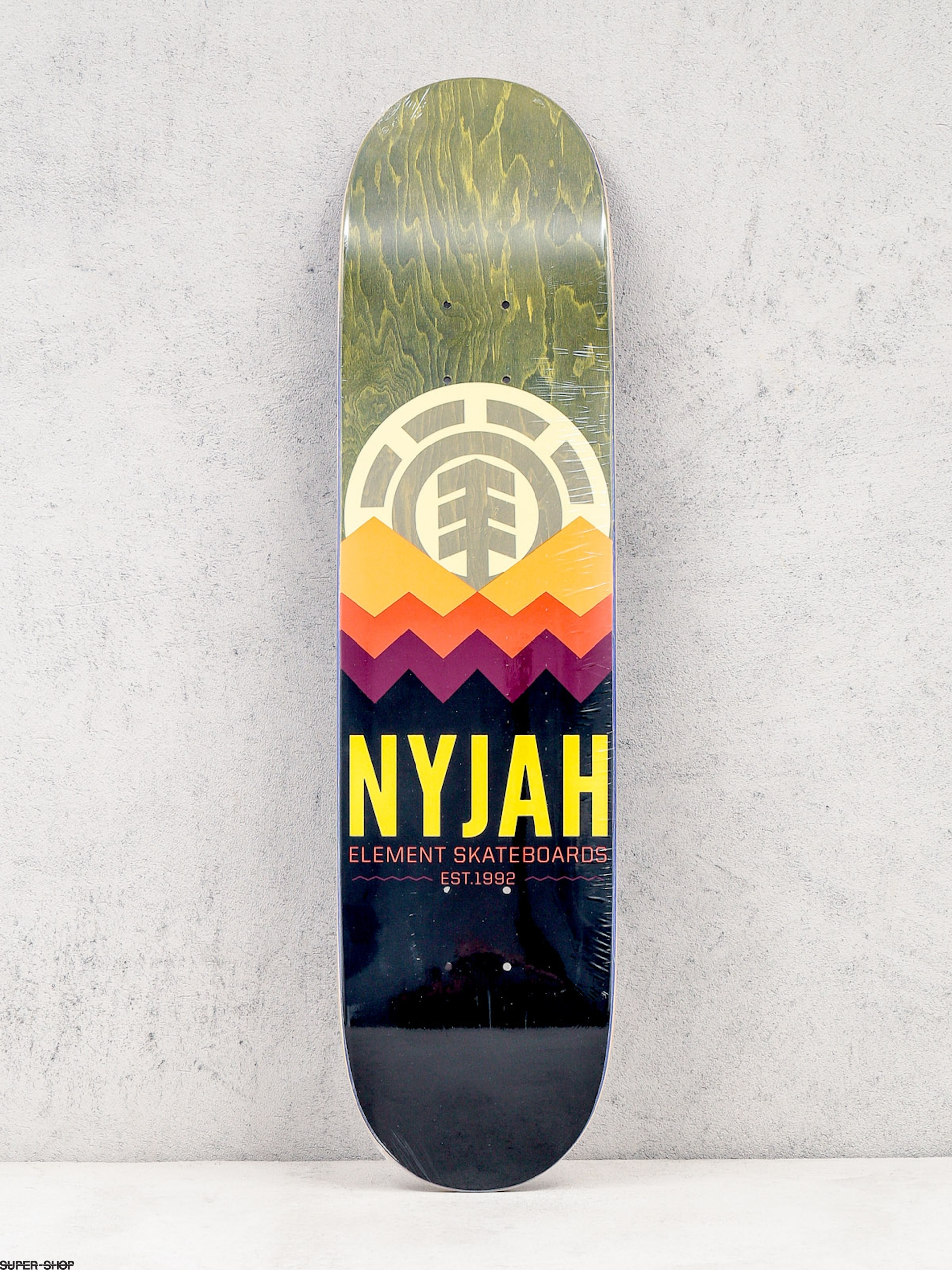 Element Deck Nyjah Ranger (forest/multi)