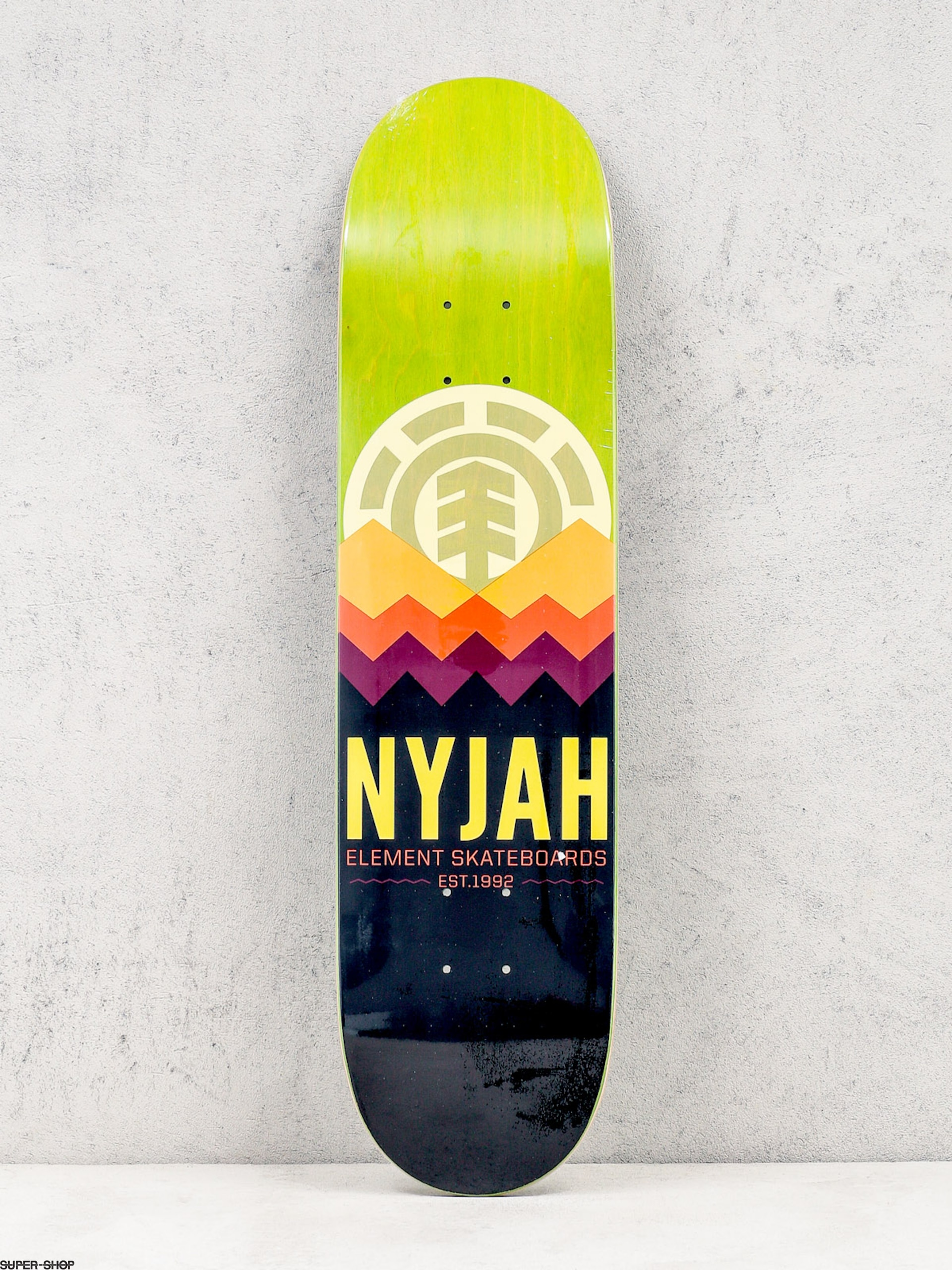Element Deck Nyjah Ranger (green/multi)