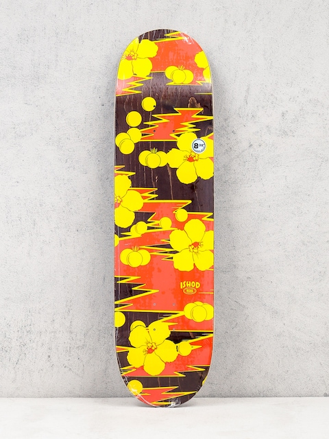 Real Deck Ishod Lost Signal (black/red/yellow)