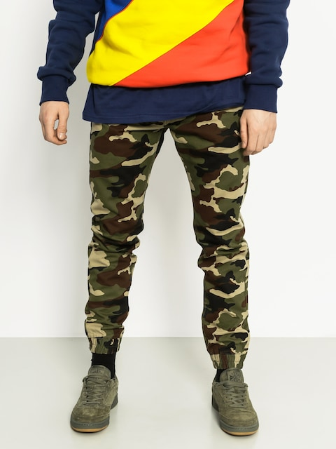 MassDnm Hose Base Jogger Sneaker Fit (camo)
