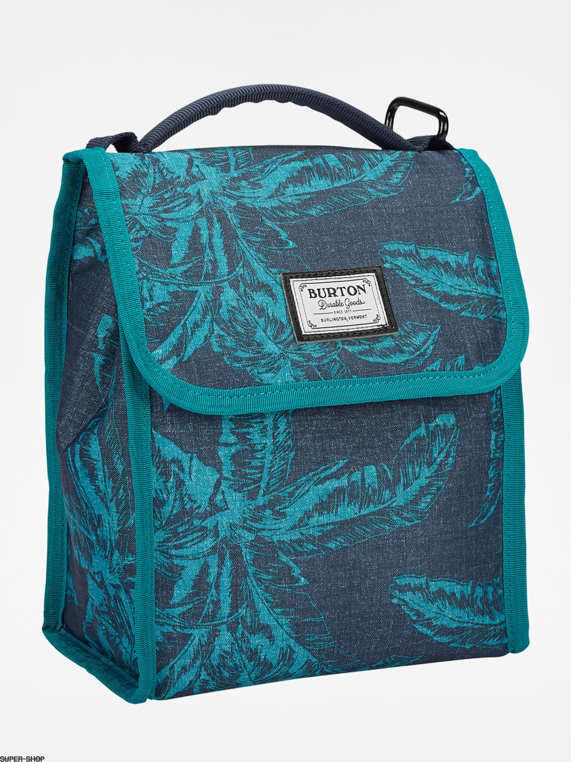 Burton Lunch Sack (tropical print)