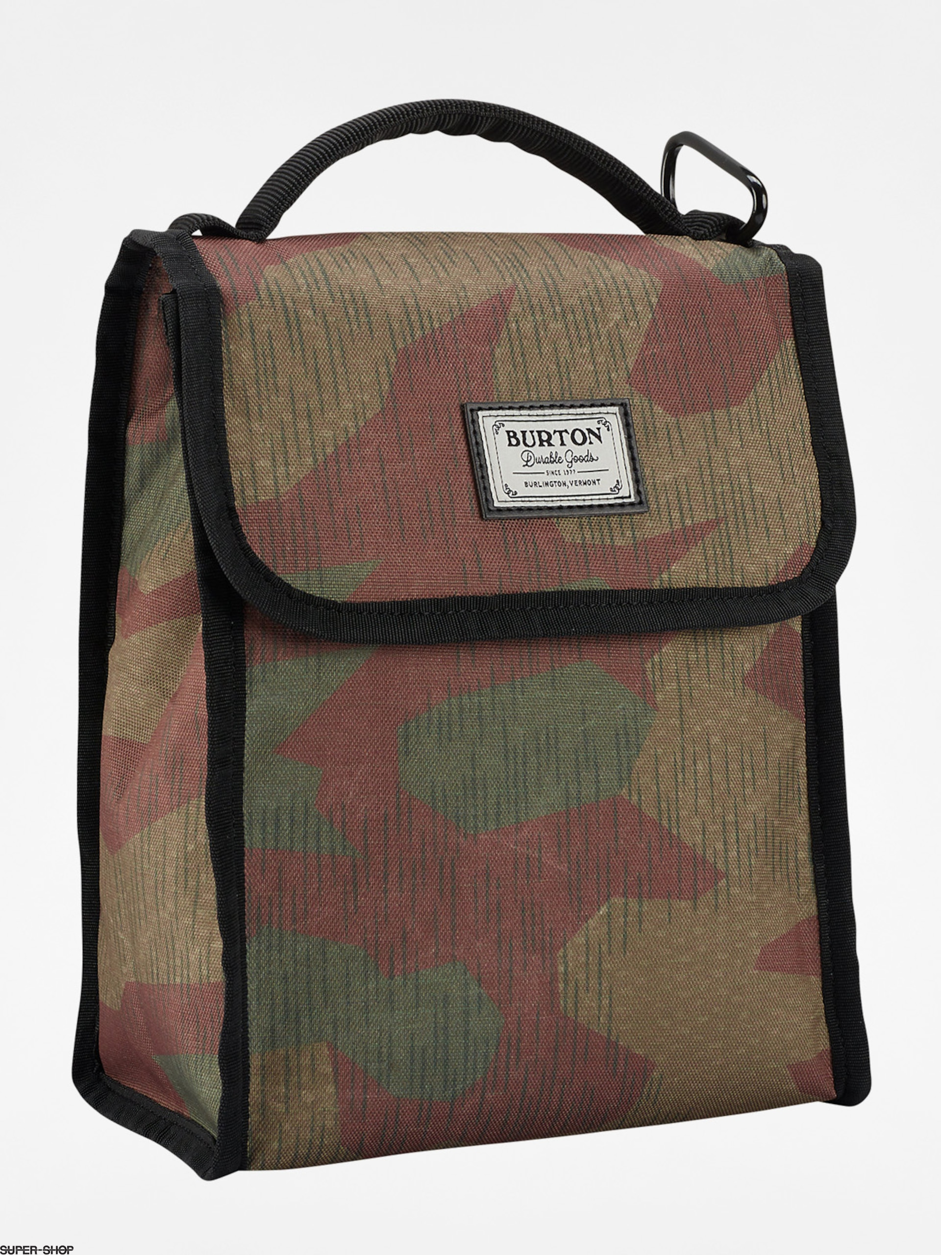 Burton Lunch Sack (splinter camo print)